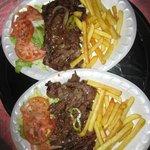 skirt steak (churrasco)