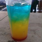 The drink made famous by Charlie, its called the TUCAN