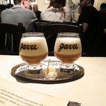 house Garre beer - amazing!!