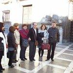 Granada Katedral önündeyiz.