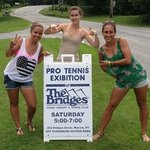 Proud Tennis Pros!