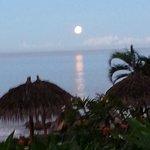 Moon Setting Master Swimout