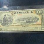 Museo de la moneda, unico lugar en El Salvador, que esta la historia de la moneda Salvadoreña.