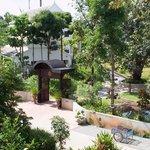 resort/garden
