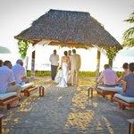 Our Viceroy Beach Wedding (Photographer:  Adan)