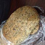 El pan de la sra Ursula exquisito lo pueden disfrutar en el desayuno