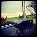 Oceanfront villa - splendid