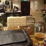 Club room daily complimentary refreshment