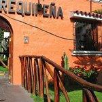 Puerta Principal del Restaurant