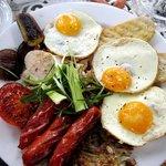 tasty & yummy breakfast