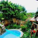 the garden of Xanadu...