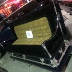 Come see the Count's coffin couch and all of his classic cars at Counts Kustoms!