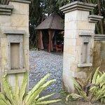 Doorway in the gardens