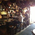 Slanted bar