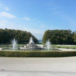 Herrenchiemsee Palace view
