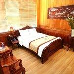 Deluxe Balcony room at Nam Hai Hotel