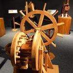 Da Vinci's Pumps