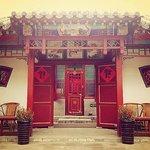 Foto di Liuhexiang Quadrangle Courtyard