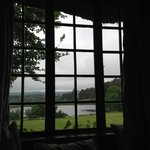 View from the bed in room 5