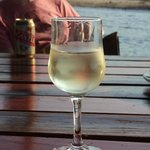 Wine on the river cruise