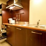 Kitchen - All Suites