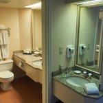 Bathroom & Extra Basin