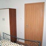 Апартаменты А1 спальня