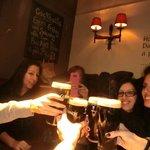 Guinness brinidisi!