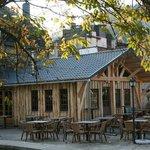 la cabane savoyarde (novembre à mars)