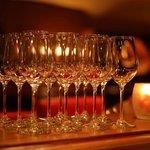 Verres a vins