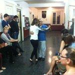 Momento final da aula onde os alunos tem a oportunidade de demonstrar um pouco do que foi ensina
