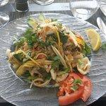 """Salade de seiche façon """"thai"""""""