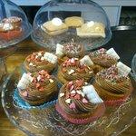Nuestros muffins caseros!!!!!!