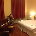 Room 105 with Piano
