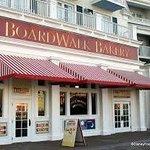 Boardwalk Inn bakery