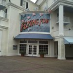 Boardwalk Inn Flying Fish restaurant