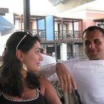 В ресторане Пергола