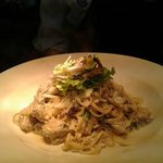 Cradle Bistro Chicken Pasta