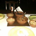 Excelente la comida !!!!.