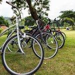จักรยานที่ใช้ปั่นค่ะ ^__^