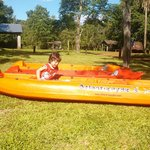 Experiencia Kayak.