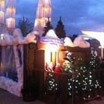 Santa's Magical Kingdom at Meadowhall - so pretty!