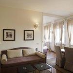 Appartamento A 316 - Soggiorno