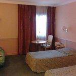 Chambre lit double (409)