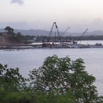 Nouveau port d'escale Bahia Maimon