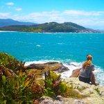 hike to Vermelho Beach