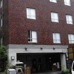 Fachada hotel Edoya