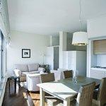 Appartamento B 415 - Soggiorno