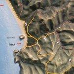 Piha topography - Arataki Visitor Centre