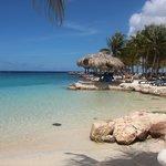 Praia Particular do Hotel - Paraíso